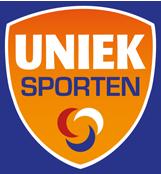 Uniek sporten logo - Klik voor home