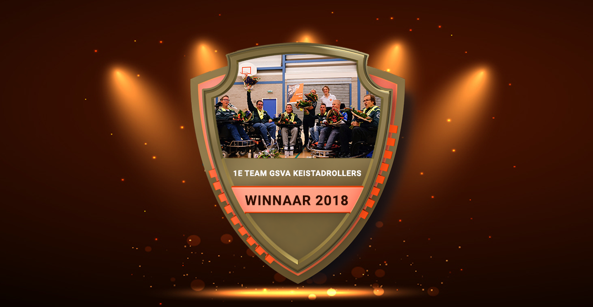 Winnaar 2018 Teams